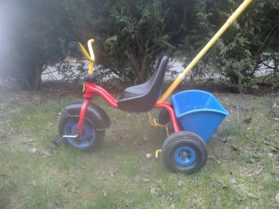 Vélo tricycle enfant