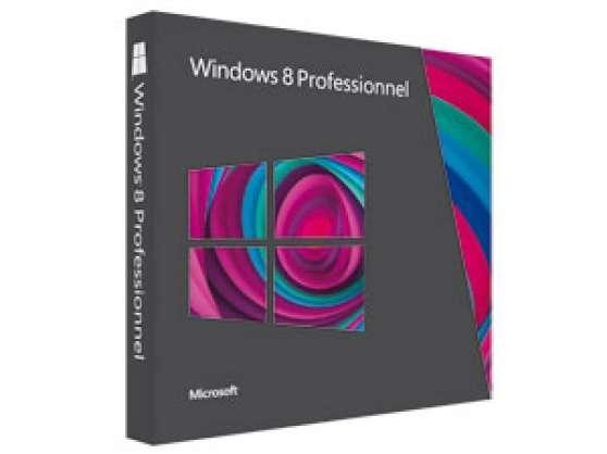 Annonce occasion, vente ou achat 'Windows 8 PRO (MAJ) neuf'