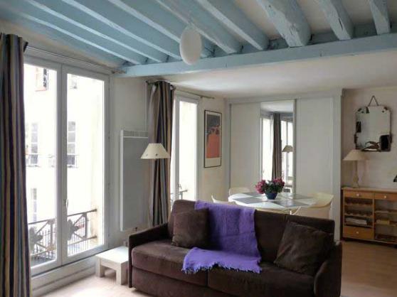 Appartement 2 p 40m² pour 4 personnes