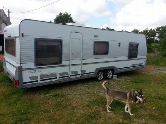 caravane dethleffs exclusive caravanes camping car caravanes st genis de stonge reference. Black Bedroom Furniture Sets. Home Design Ideas