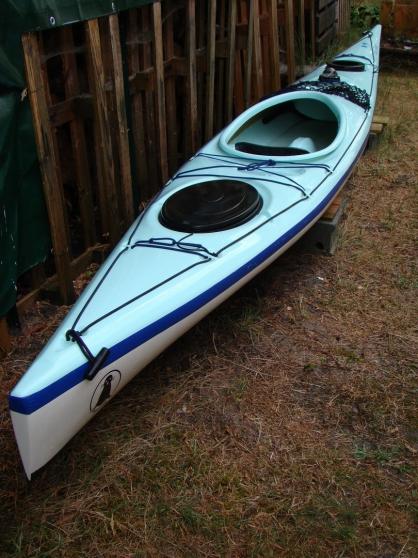 kayak de mer belouga 1 la barre de monts nautisme kayak. Black Bedroom Furniture Sets. Home Design Ideas