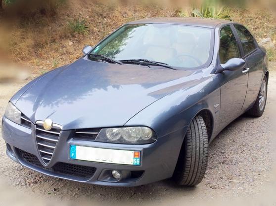 Alfa 156 Jtd 2,4 175 Sélective