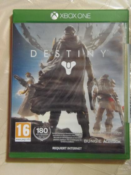 Jeu Destiny Xbox One