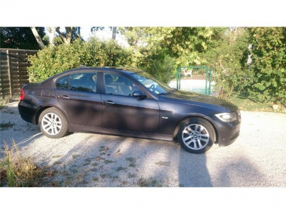 BMW 318 d 143 ch Luxe