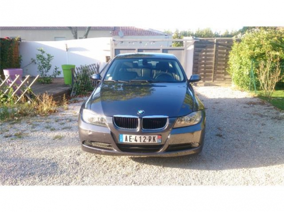 BMW 318 d 143 ch Luxe - Photo 3
