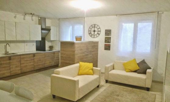 T2 54m² à Roujan, meublé et équipé