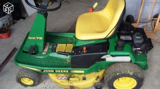 Recherchez vente ou occasion jardin nature annonce - Tracteur tondeuse john deere occasion ...