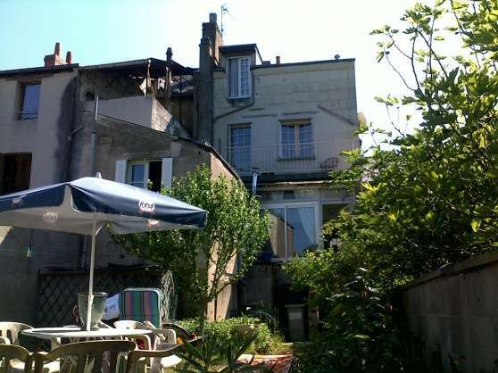 Maison Saumur centre 159 000 €.