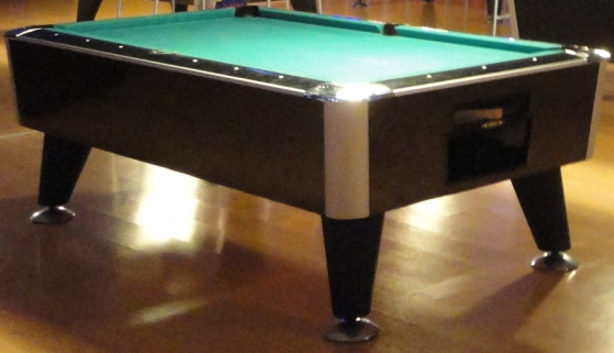 Annonce occasion, vente ou achat '6 BILLARDS AMERICAINS SAM BISON'