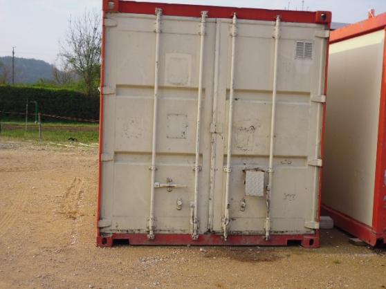 container - Annonce gratuite marche.fr