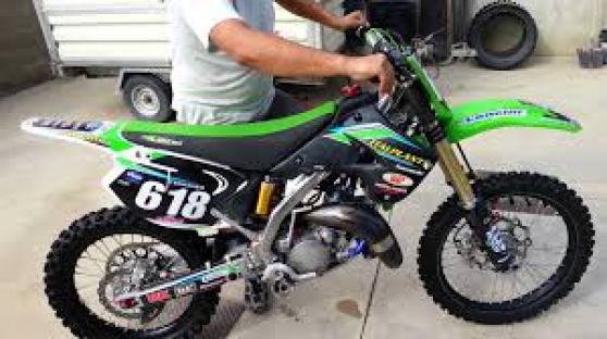 Annonce occasion, vente ou achat 'moto 125kx'