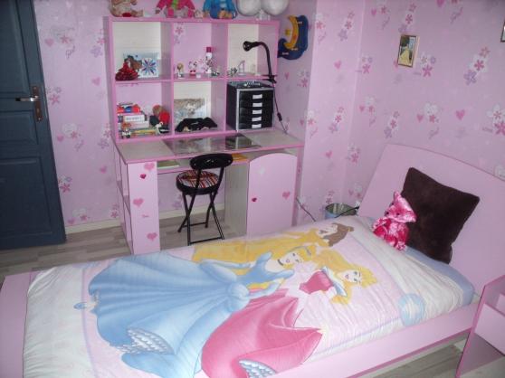 chambre complète ZOE pour fille
