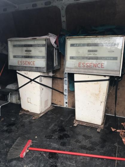 pompe à essence satam - Annonce gratuite marche.fr