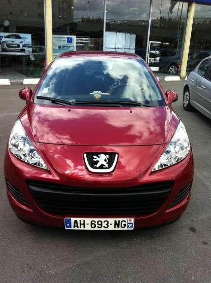 Peugeot 207 1.4 HDi Active 5 portes