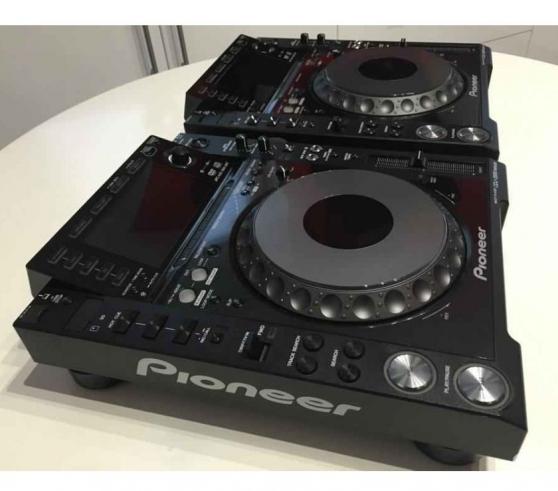 2x Pioneer cdj 2000 Nexus + rca + rj45