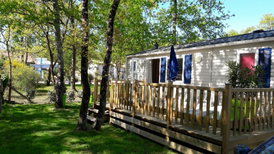 mobill home sur camping 4* - Annonce gratuite marche.fr