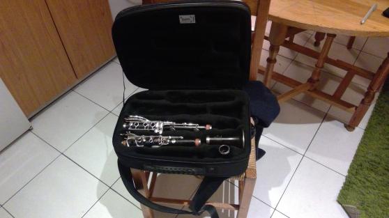 superbe clarinette buffet crampon - Annonce gratuite marche.fr