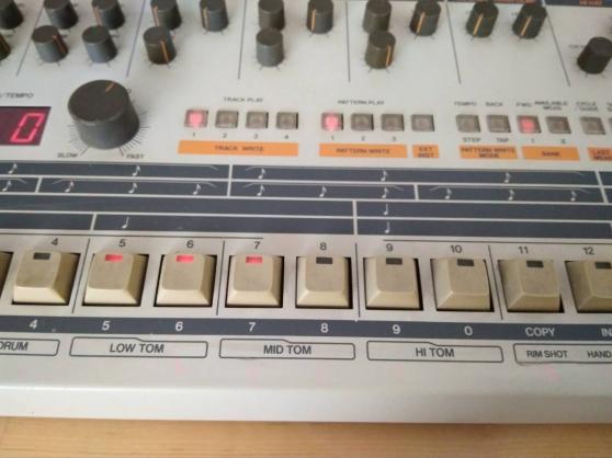 Annonce occasion, vente ou achat 'TR 909 Roland'