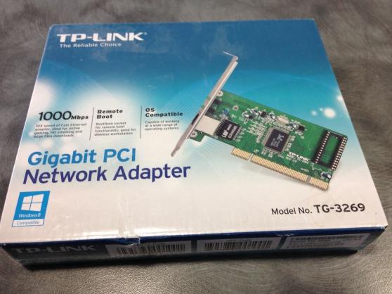 Annonce occasion, vente ou achat 'Carte réseau TP-LINK'