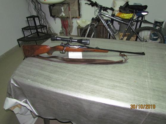 Annonce occasion, vente ou achat 'vends arme de chasse'