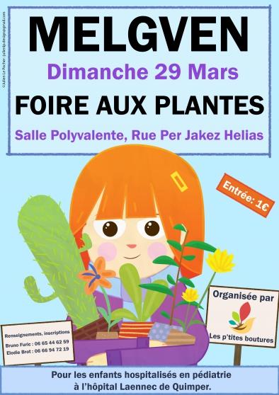 Annonce occasion, vente ou achat 'Foire aux plantes et ses accessoires'