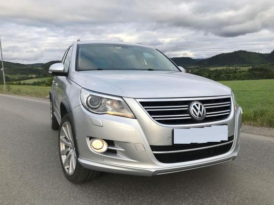 Annonce occasion, vente ou achat 'Volkswagen Tiguan'