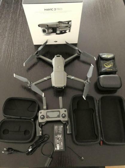 Annonce occasion, vente ou achat 'Drone DJI Mavic 2 Pro neuf'