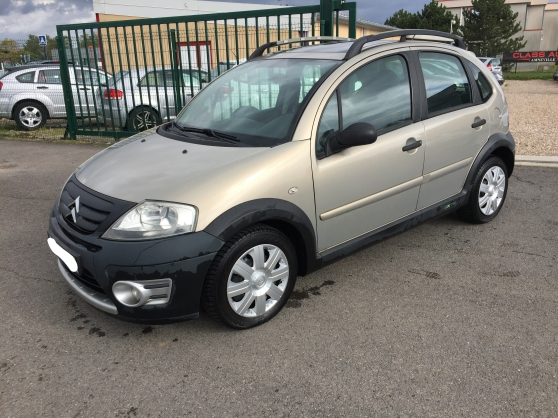 Annonce occasion, vente ou achat 'CITROËN C3 C3 PHASE 2 1.4HDI 70CV'