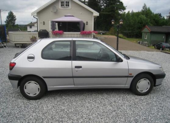 Peugeot 306 1.9 D xnd