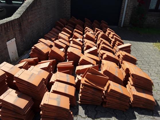 Tuiles plates KoramicPolterberg récentes