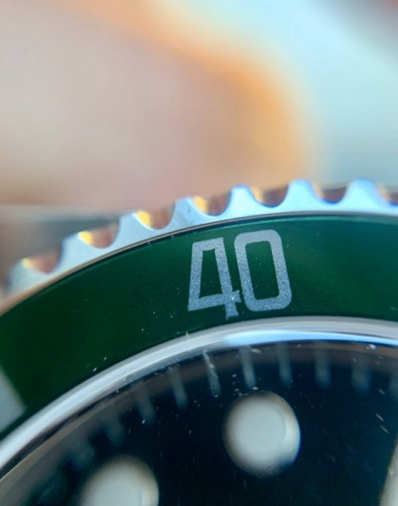 Rolex 50th Submariner Kermit Neuve - Photo 4