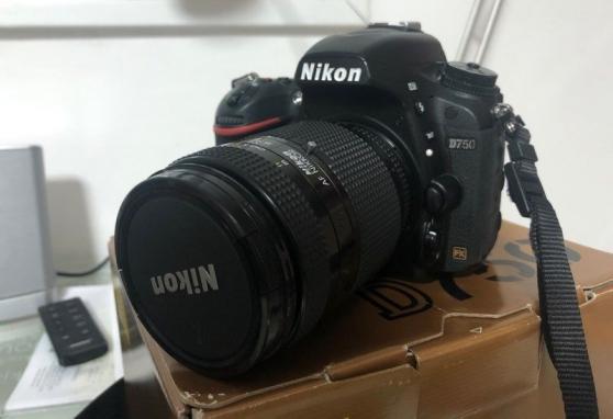 Annonce occasion, vente ou achat 'Nikon D750 + Af 35-70mm 2.8D'