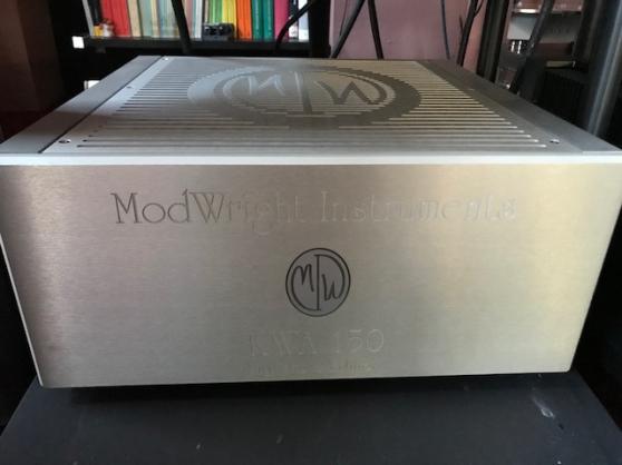 Annonce occasion, vente ou achat 'ModWright KWA150 SE'
