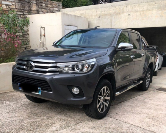 Hilux lounge double cabine