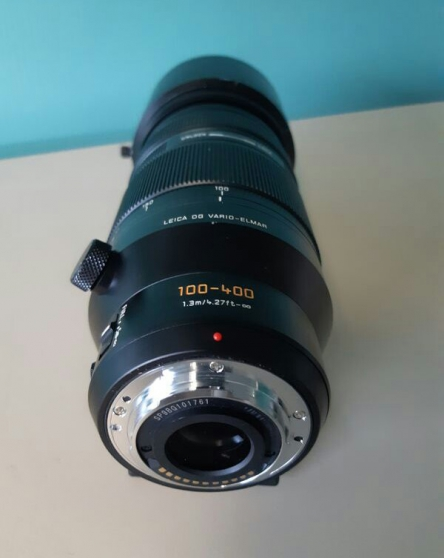 Annonce occasion, vente ou achat 'Leica 100/400'