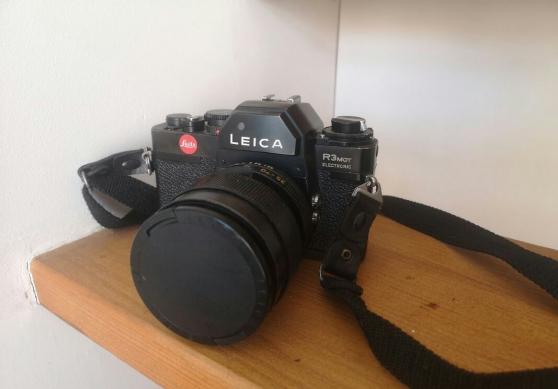 Annonce occasion, vente ou achat 'Leica r3 mot + Optique Leica Leitz 35-70'