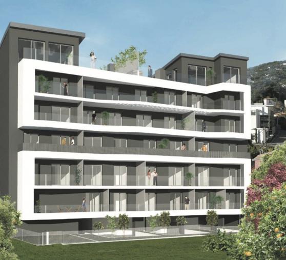 Appartement 2 pièces Carnolès studio/4P