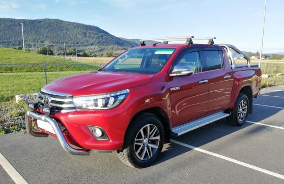 Toyota HiLux Automatique-