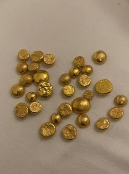 Pépites, Nuggets, Lingots, d\'or à vendre - Photo 4