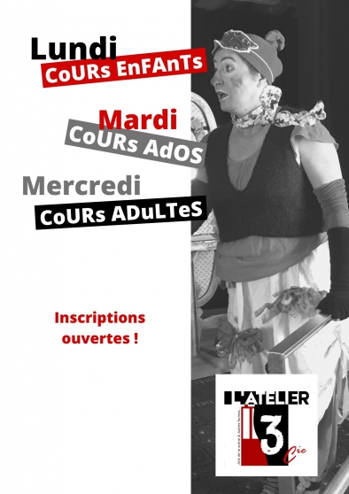 Ateliers théâtre - Photo 4