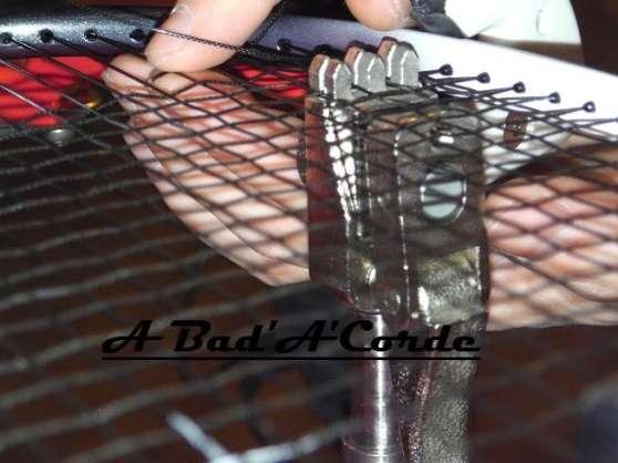 Nouveau Cordeur de Badminton !
