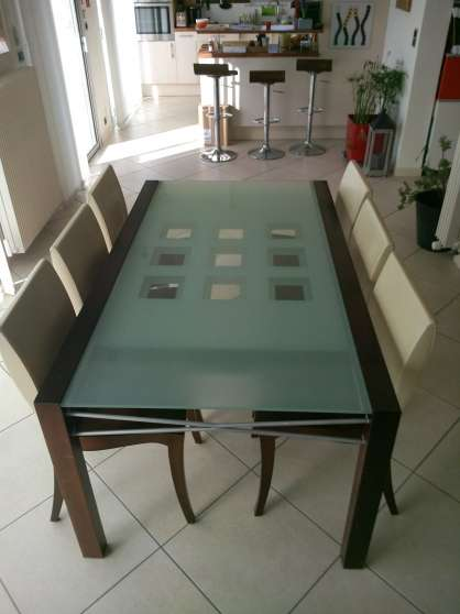Table ligne roset extensia annecy meubles d coration tables annecy ref - Table and co vente en ligne ...