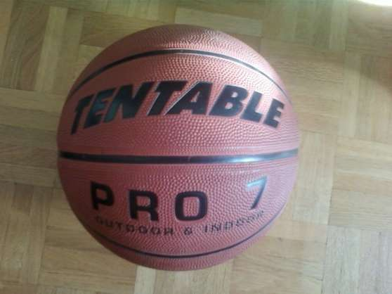 Annonce occasion, vente ou achat 'Ballon de Basket'