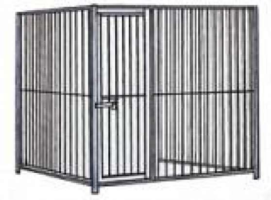 grilles chenil galva barreaux ramecourt animaux. Black Bedroom Furniture Sets. Home Design Ideas