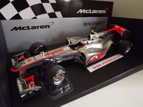 F1 1/18 McLaren MP4/26 sc J.Button 2011