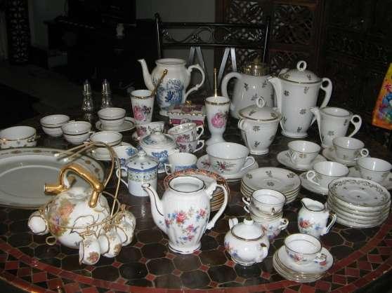 porcelaine ancienne limoges de haviland antiquit art brocantes porcelaine aincourt. Black Bedroom Furniture Sets. Home Design Ideas