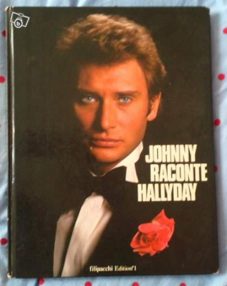 Livre sur Johnny Hallyday