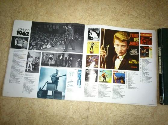 Livre sur Johnny Hallyday - Photo 4