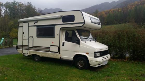 camping-car Bürstner C 25 D 1990
