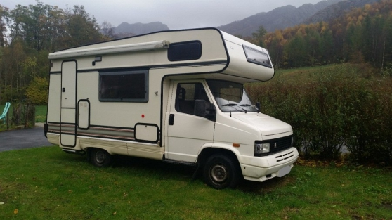 Annonce occasion, vente ou achat 'camping-car Bürstner C 25 D 1990'